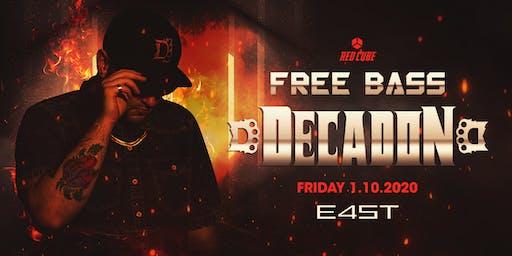 FREE BASS: DECADON