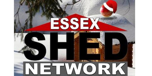 ESN Festive Walking Cricket and Christmas Buffet. Howzat!