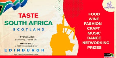 Taste South Africa Scotland