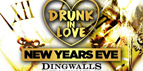 Drunk In Love - NEW YERS EVE tickets