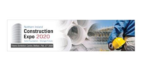 Northern Ireland Construction Expo 2020 tickets