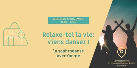 Sophrodanse : danse créative, danse libre billets