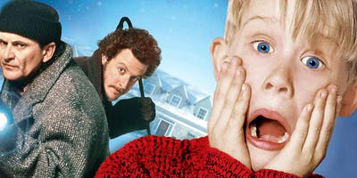 Family Friendly: Home Alone (+Mamma's Pizza!)