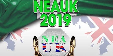 6th Nigerian Events Awards (NEA) UK 2019 tickets