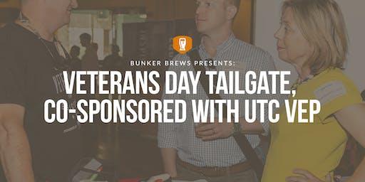 Bunker Brews Chattanooga: Veterans Day Tailgate, Co-Sponsored with UTC VEP