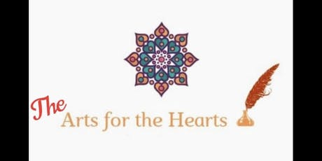 The Arts for the Hearts : A Fragrance Launch/ Spoken Word Event tickets