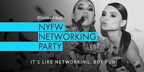 NYFW Networking Party tickets