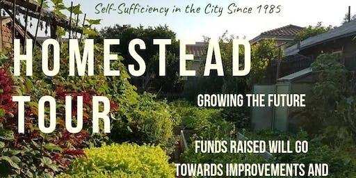 Urban Homestead Tour - December