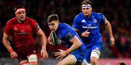 Munster v Leinster OLSC Supporters Bus tickets