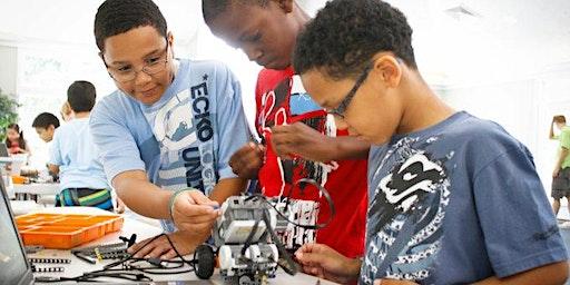 Robotics Design Studio (Ages 10-14)