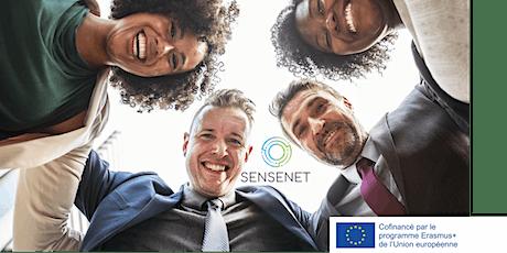 """SENSENET : Formation """"Diversité & Inclusion"""", outils et bonnes pratiques billets"""