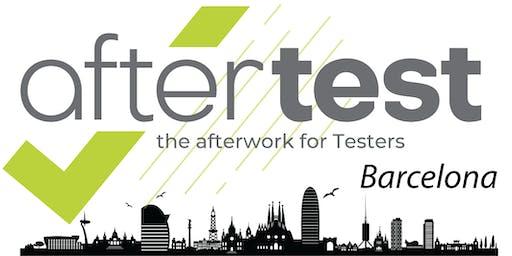 AfterTest Barcelona: Añadir Inteligencia Artificial a un proceso de pruebas