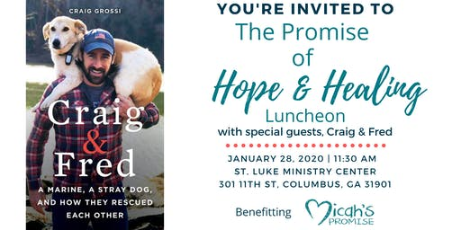The Promise of Hope & Healing