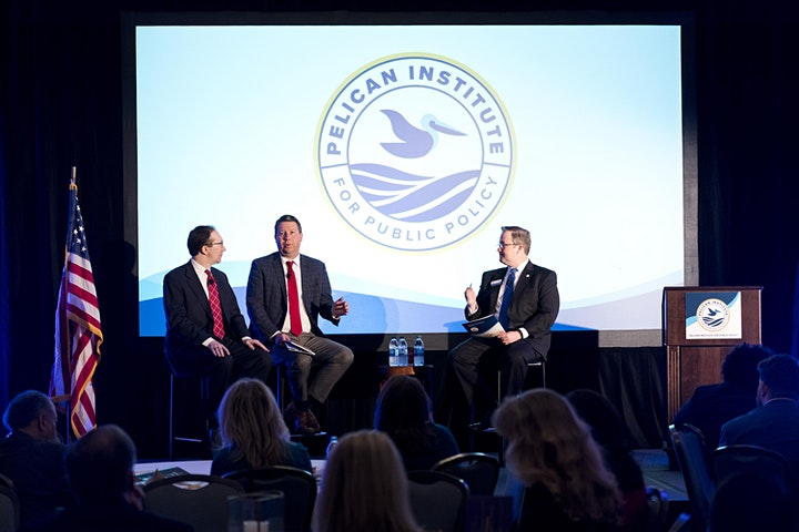 The Pelican Institute for Public Policy presents: Solutions Summit 2.0 image