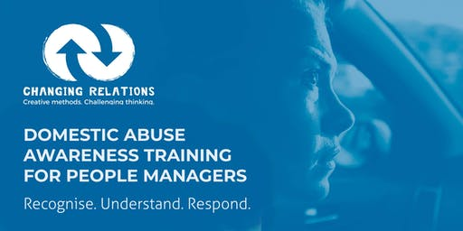 Recognise|Understand|Respond|Domestic Abuse Awareness Training|Darlington