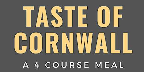 Taste of Cornwall *January* tickets