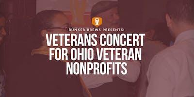 Bunker Brews Columbus: Veterans Concert for Ohio Veteran Nonprofits