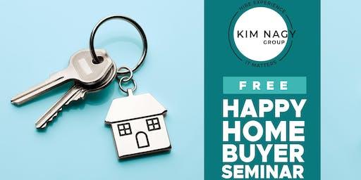 Happy Homebuyer Seminar