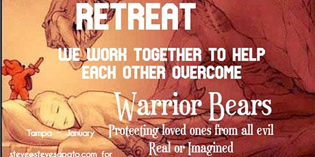 Live Your Dream Life as a Warrior Bear! tickets