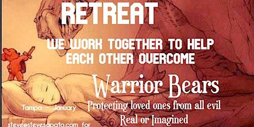 Live Your Dream Life as a Warrior Bear!