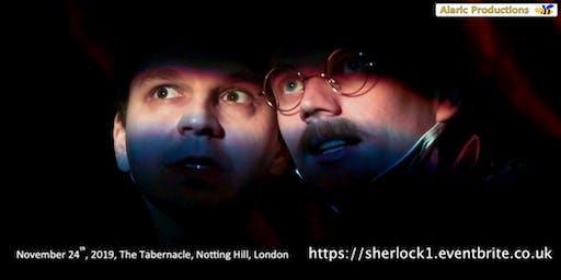 Спектакль для детей 6+. Шерлок Холмс. Театр за Черной Речкой