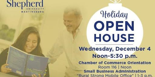 Holiday Open House and Business Expo