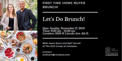 First Time Home Buyer Brunch |Compass Real Estate