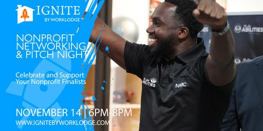 IGNITE by WorkLodge - Nonprofit Office Giveaway & Networking Event (Houston)