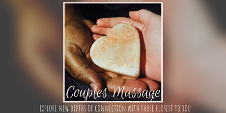 Couples Massage Class tickets