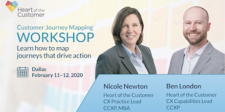 Customer Journey Mapping Workshop tickets