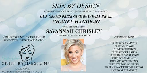 Skin By Design Glamour Grand Opening