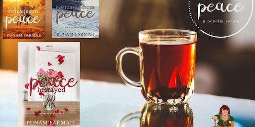 Peace Betrayed: Peace Series Novella Book Launch