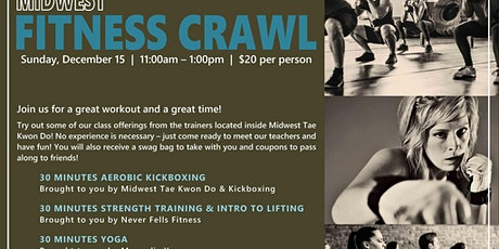 Fitness Crawl tickets