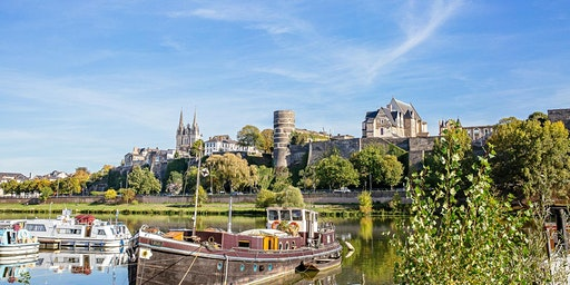 EXCURSION - Angers et les bords de Loire / Daytrip to Angers and Loire riverbanks