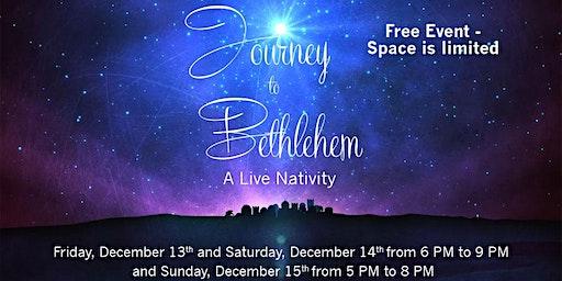 Journey to Bethlehem 12/13/19