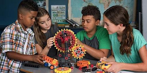 Engineering Design Challenge (Ages 10-14)