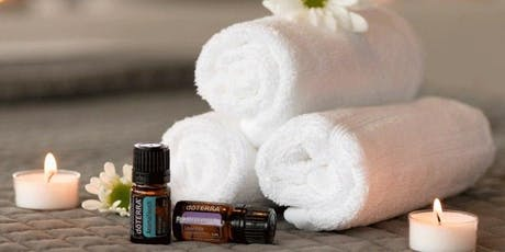 Become an Aromatouch Practitioner with PJ - North Brisbane tickets