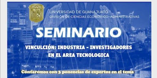 Vinculación: Instituciones e industria en el área de la tecnología