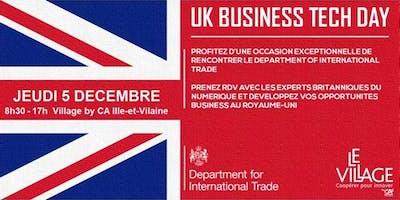 Demain, Comment faire du business au Royaume Uni ?
