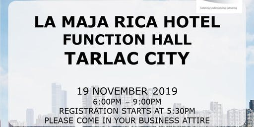 TARLAC BUILD YOUR BUSINESS