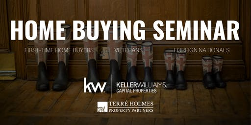 DMV Home Buyers Seminar