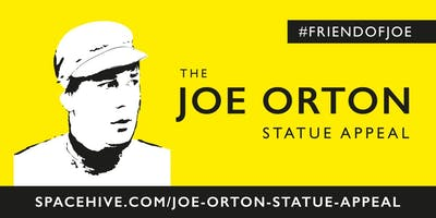 Joe Orton Fundraiser Auction