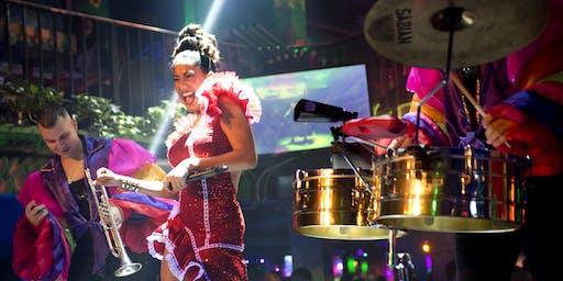 SIP, SAVOR & SALSA! Lessons, Mojitos, Live Music, Dancing & Nightclub