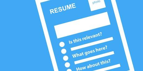 New Year, New Career: Creating a Stand-Out Resume tickets