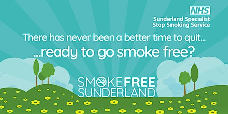 Working towards a smoke free Sunderland tickets