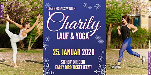 Lisa & Friends - CHARITY LAUF & YOGA 2020