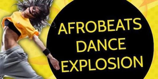 AfroBeat Explosion w/ Jina