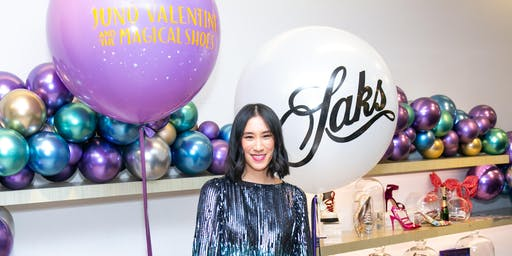 Book Signing with Eva Chen to Celebrate Juno Valentine at Saks Fifth Avenue