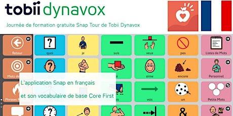 Formation Snap et son vocabulaire de base Core First Lille billets