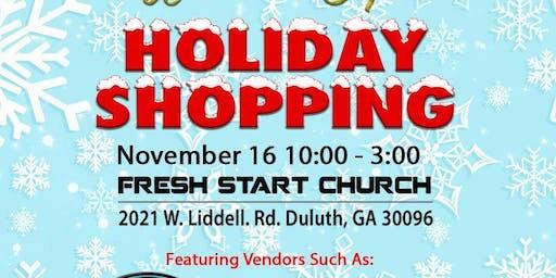 Holiday Shopping Expo - Novemeber 16 - Duluth, GA